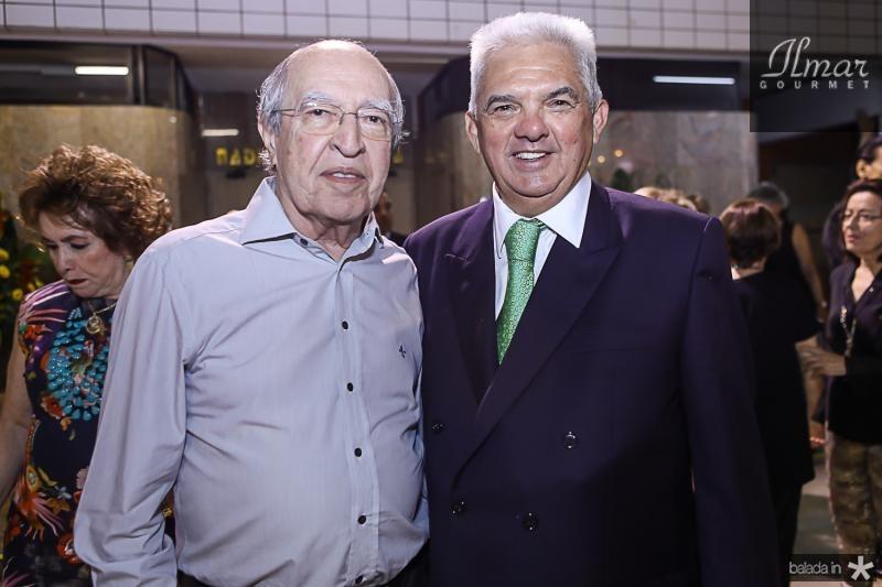 Lucio Alcantara e Tales Sa Cavalcante