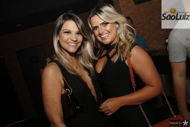 Teresa Abrantes e Leticia Souza
