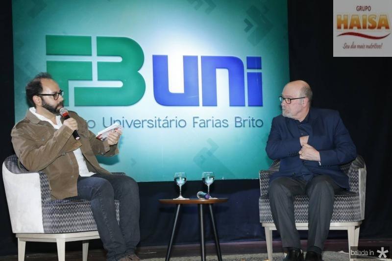 Humberto Pinheiro e Luiz Eduardo Soares 1
