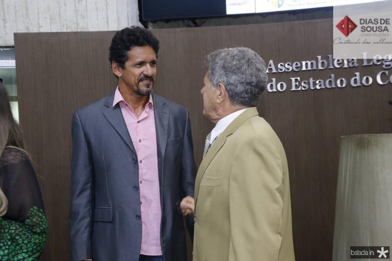 Roberto Lopes e Airton Fernandes 1