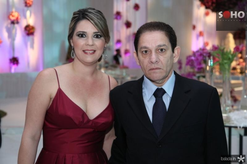 Micheline e José Bezerra