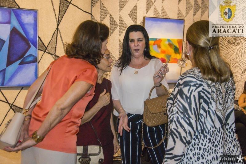 Beta Fiuza, Jordete Franco, Silvia Fiuza e Beatriz Fiuza