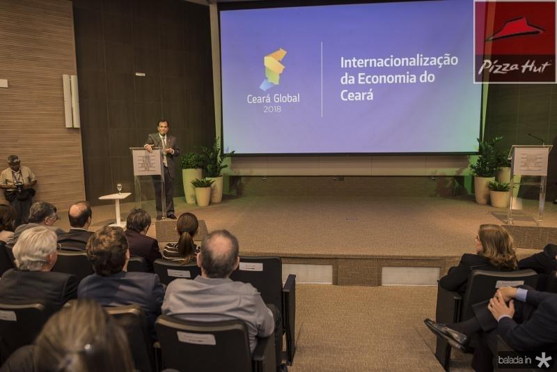 Internacionalizacao da Economia do Ceara