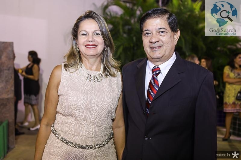 Isabel e Jose de Sa Cavalcante