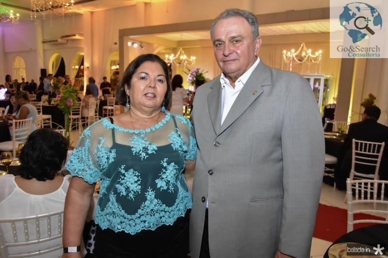 Crismenia e Lucio Bessa