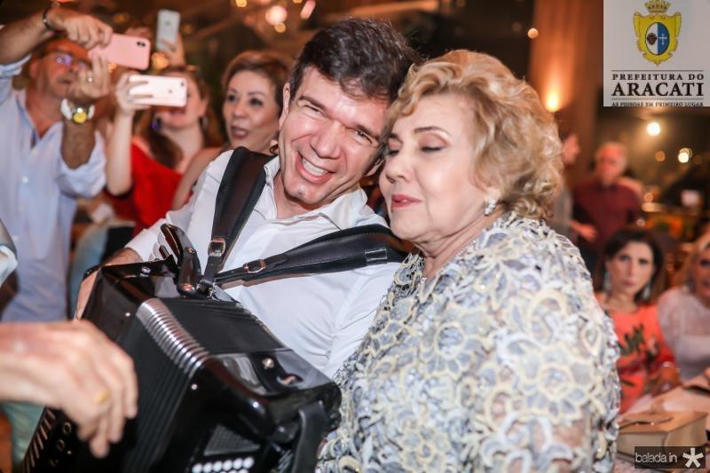 Waldonys e Consuelo Dias Branco