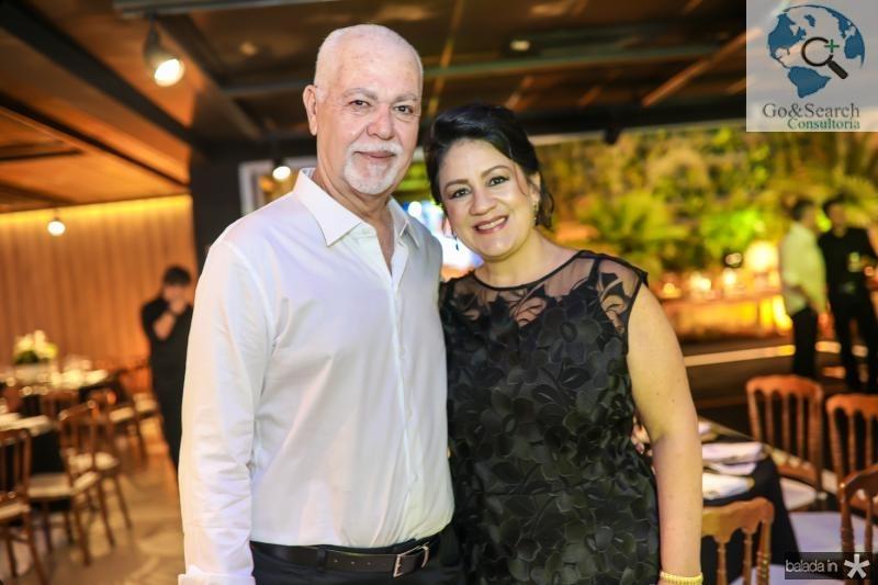Humberto e Rosilandia Lima