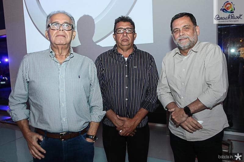 Oracio Bezerra, Joao Luiz e Eduardo Porto