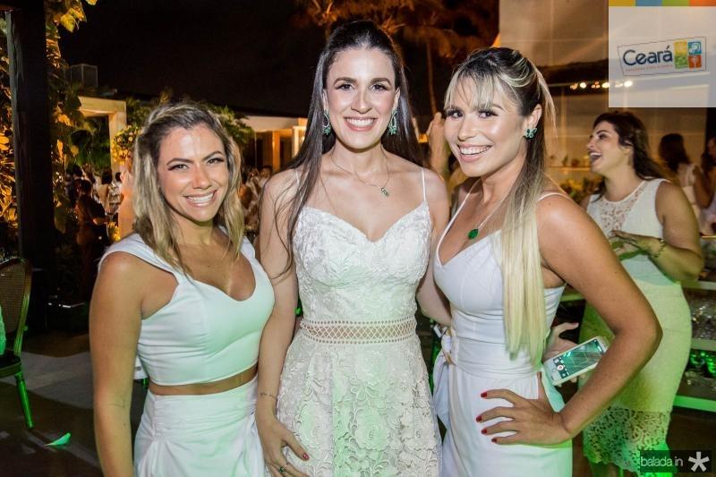 Vanessa Queiros, Giuliana Botelho e Grazi Nogueira