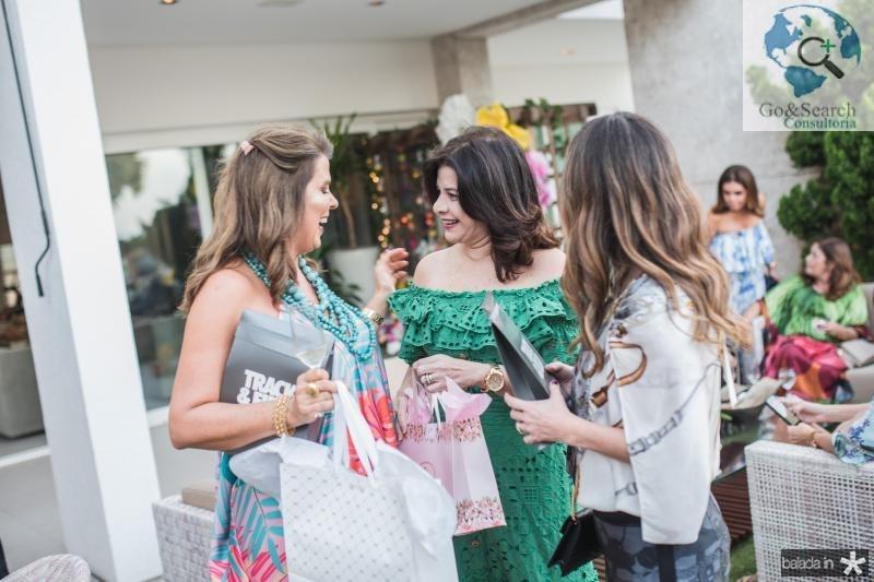 Alexandra Pinto, Luciana Lobo e Adriana Bezerra