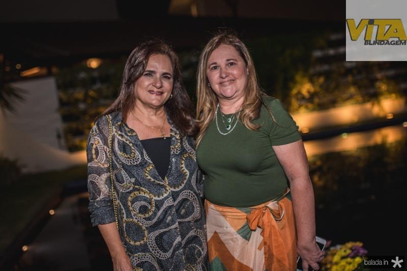 Maria Luisa Bezerra e Naise Moreira