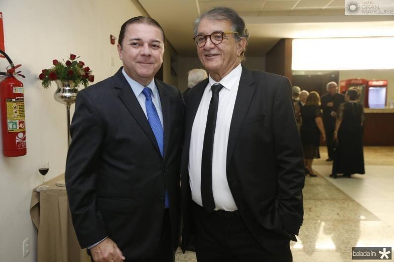 Eliseu Barros e Arialdo Pinho