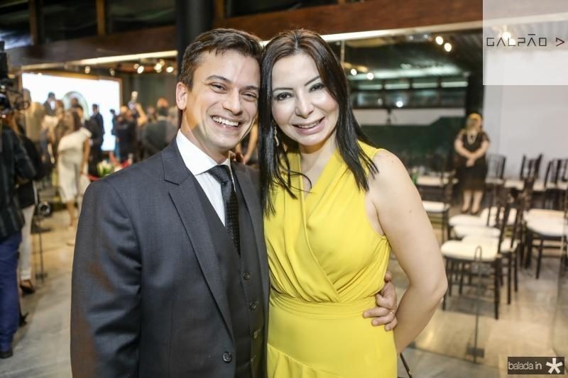 Rafael e Marusia Cabral