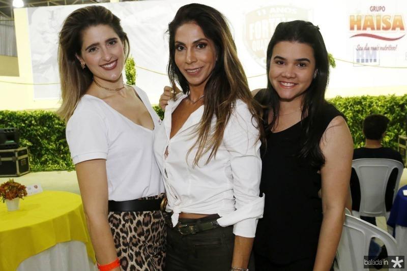 Rebeca Bastos, Sinara e Priscila Leal 2