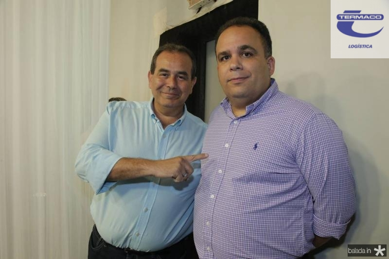 Fabio Ambrosio e Lidio Albano