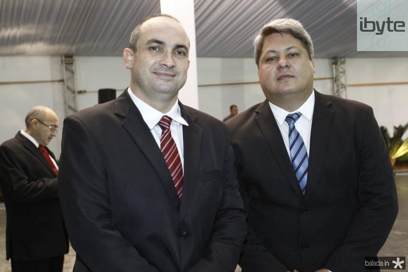 Juarez Almeida e Darlano Freitas