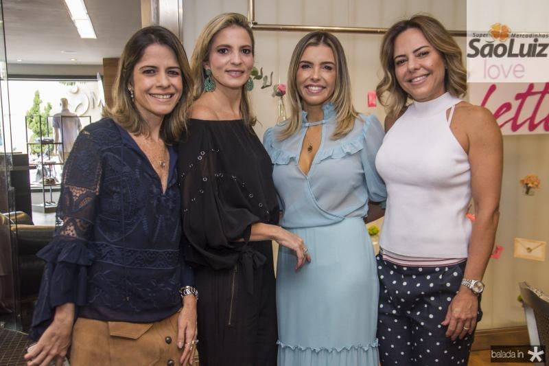 4d37969a5 Carla Nogueira, Michele Aragao, Liliana Diniz e Cinthia Gomes