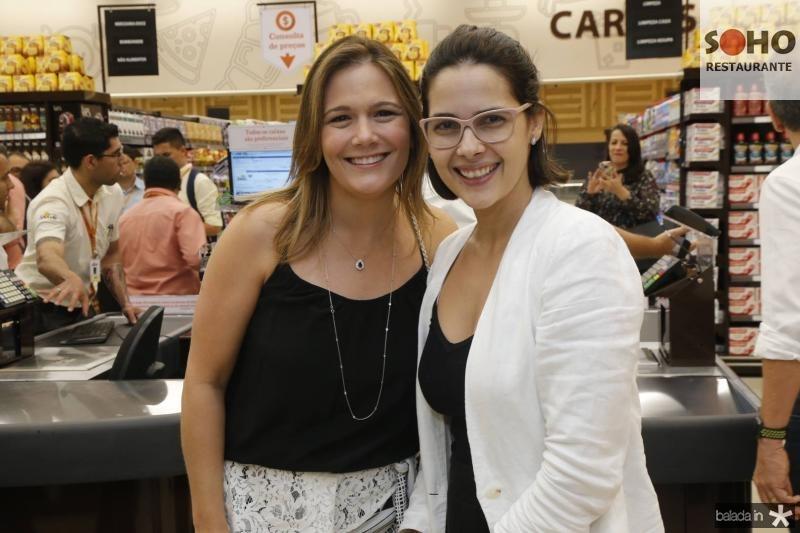 Ticiana Lima e Joana Ramalho