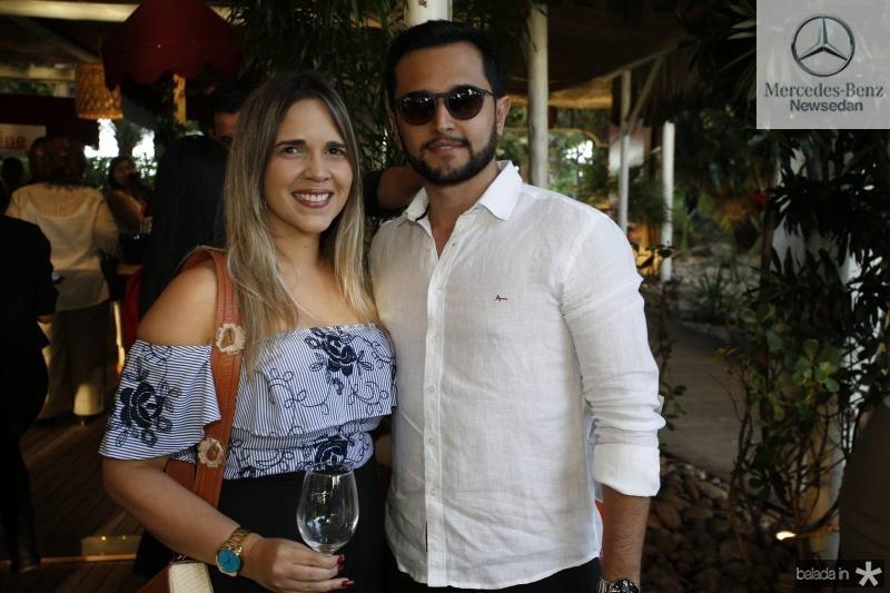 Ana Raquel e Pedro Bellaguarda