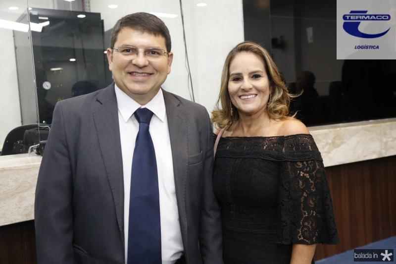 Sergio e Micheline Lopes