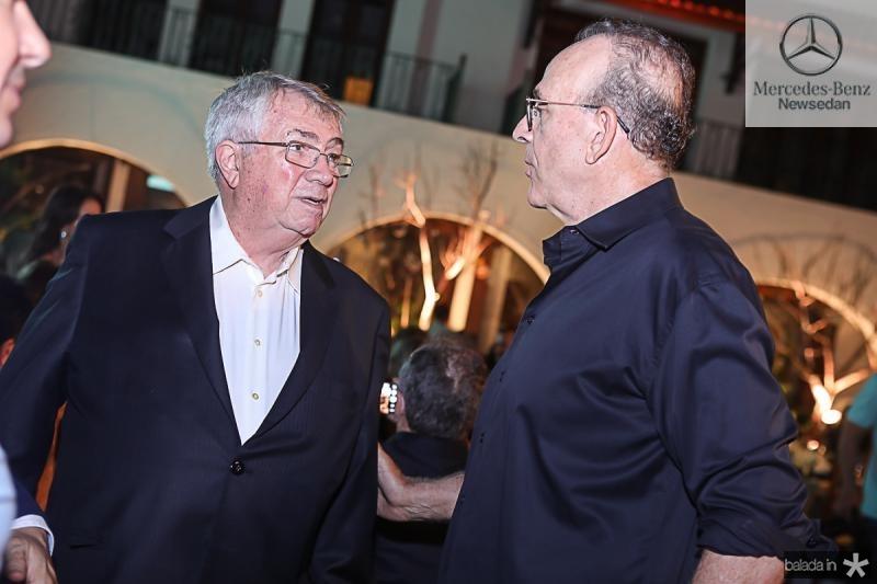 Roberto Macedo e Sergio Fiuza