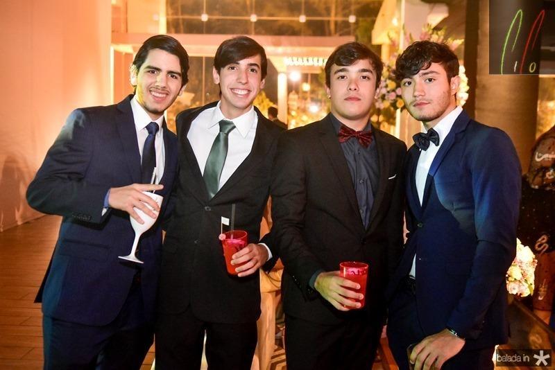 Orlando Pedro Moraes, Pontes, Pedro Viana, Pedro Fernando