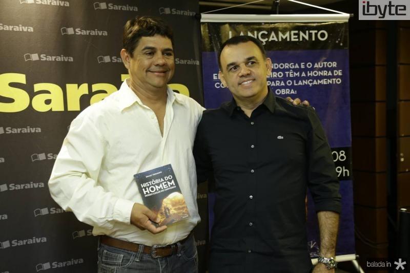 Marco Aurelio Marques e Edmac Trigueiro