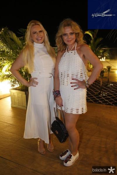 Sandra e Branca Mourao 2