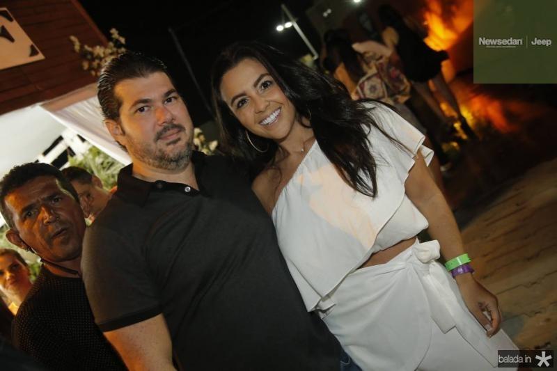 Armando e Manu Campos