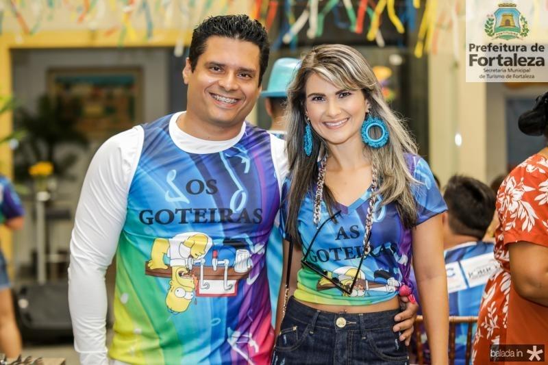 Joao Higino e Luiza Sinara