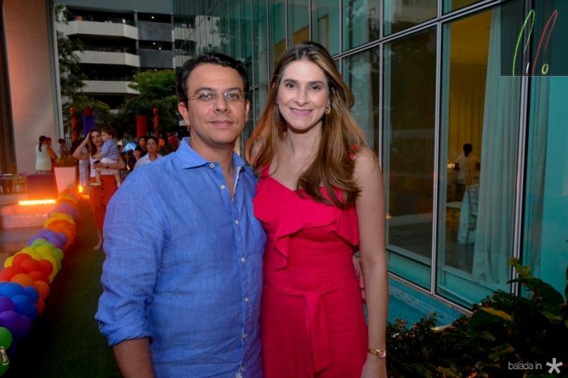 Eric e Lia Nere