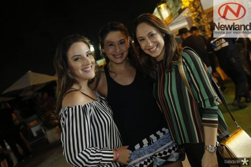 Natalia Marques, Livia Leite e Larissa Coelho 1