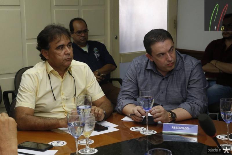 Gilberto Costa e Rodrigo Pereira