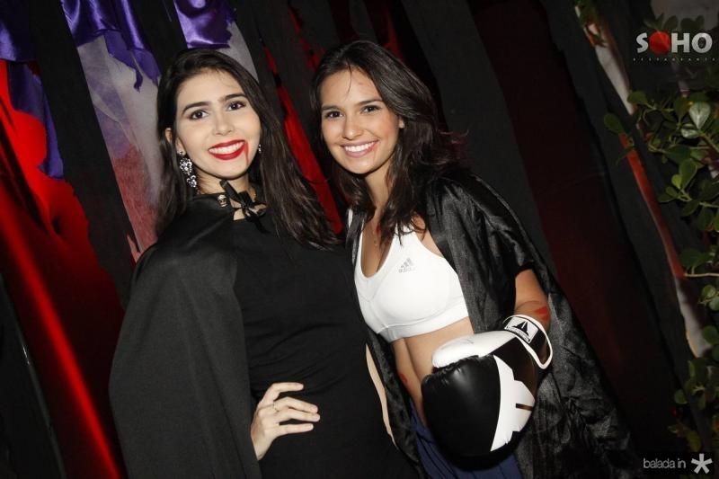 Debora e Vanessa Maia