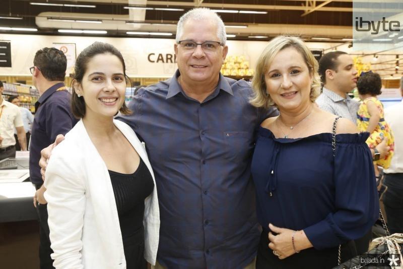 Joana, Fernando e Ana Ramalho