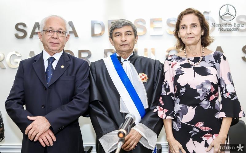 Brito Pereira, Plauto Porto e Izolda Cela