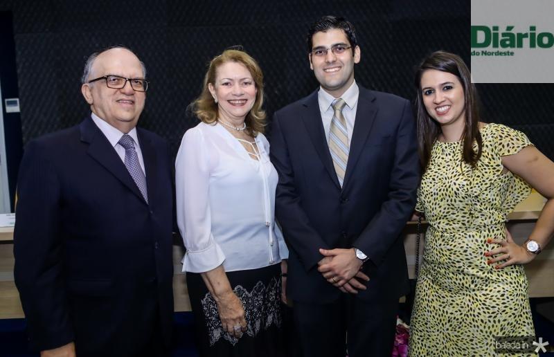 Fernando e Marfisa Ximenes, Joao Gabriel e Deise Rocha