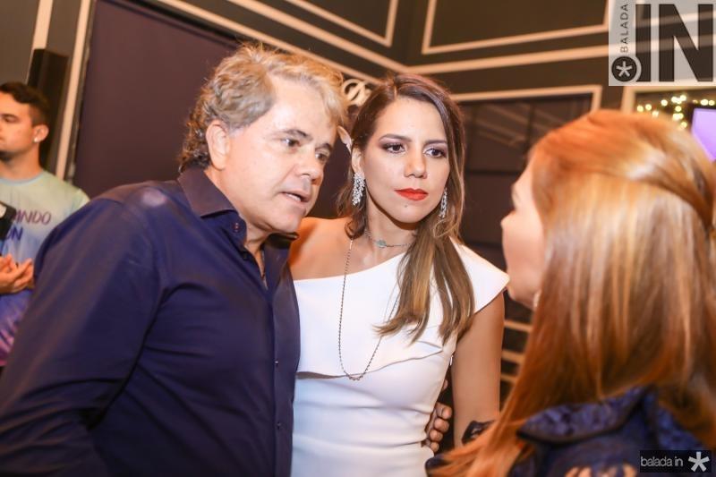 Ivan Bezerra, Ana Carolina Fontenele e Weine Moreira