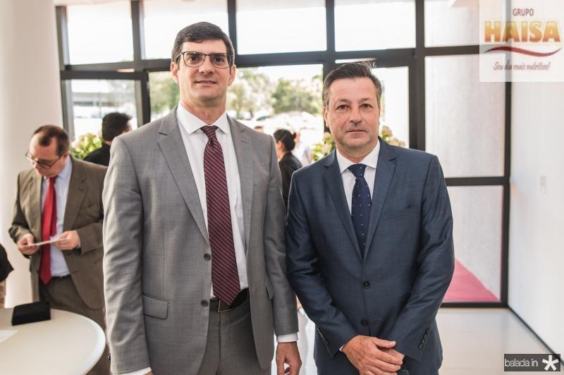 Marcos Fiuza e Fernando Alfredo Franco