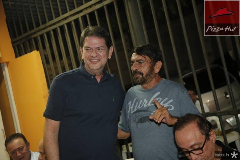 Cid Gomes e Joao Bosco
