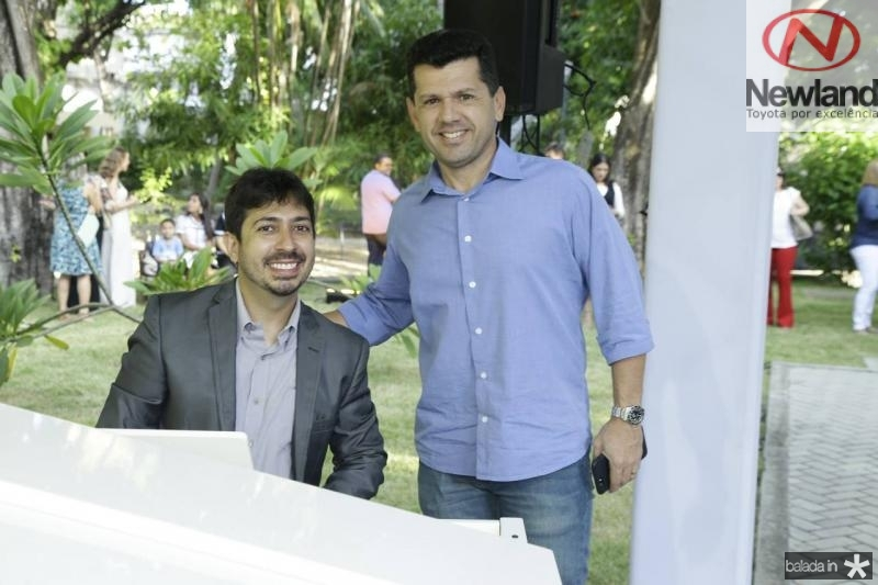 Felipe Adjafre e Erick Vasconcelos