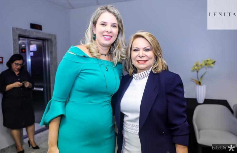 Mariana Lobo e Iracema do Vale