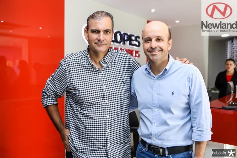 Alexandre Sales e Ricardo Montenegro