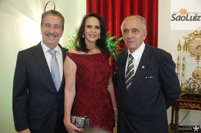 Emilio e Ketherine Ary e Joao Guimaraes