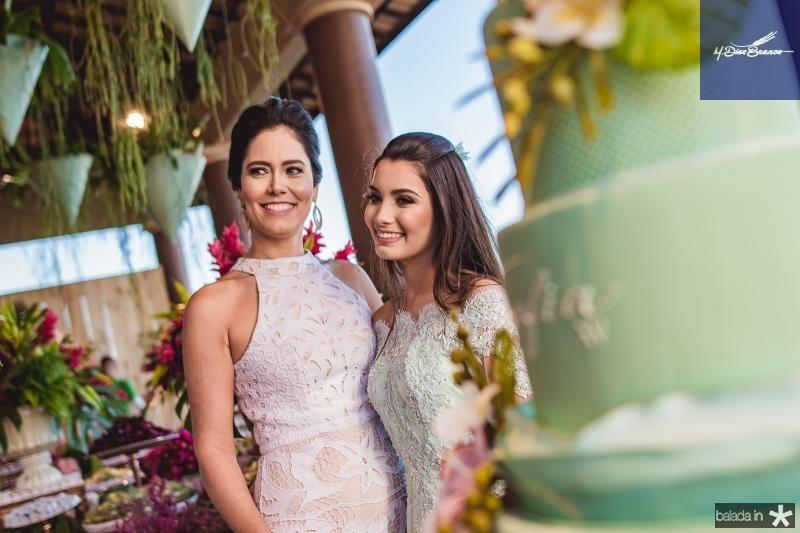 Sylvia e Sofia Leal Leal