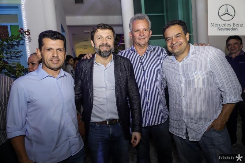 Erick Vasconcelos, Elcio Batista, Andre Figueiredo, Henrique Lustosa