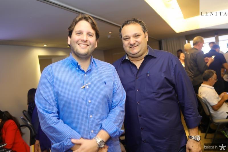 Daniel Simoes e Patriolino Dias