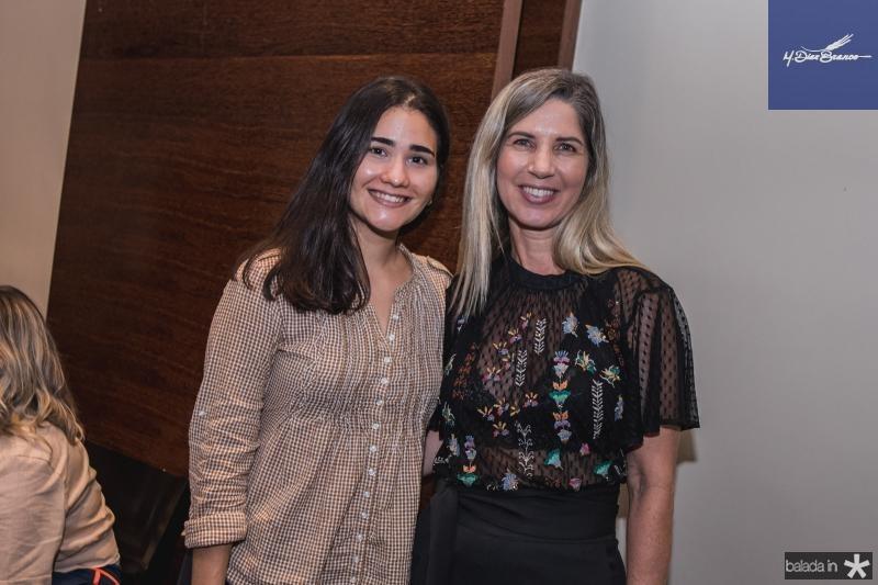 Larissa Correa e Katia Simpsom
