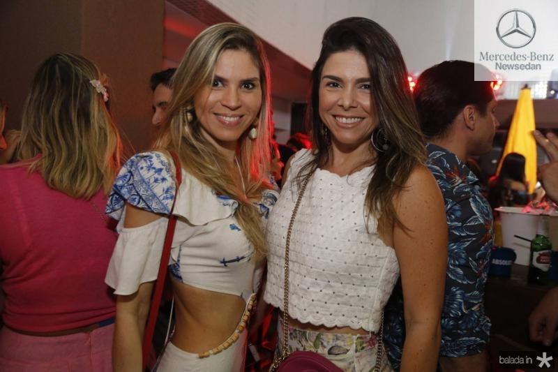 Alessandra Gadelha e Roberta Costa 1