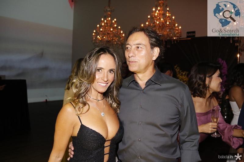Alessandra e Sergio Bezerra
